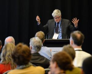 University of Otago Pro-vice-chancellor of Health Sciences Prof Peter Crampton explains the...