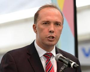Australia's Immigration Minister Peter Dutton will now have oversight of the Australian Security...