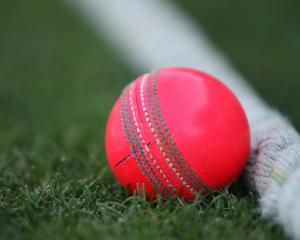 A pink ball test could be played at Eden Park this summer. Photo: Getty Images