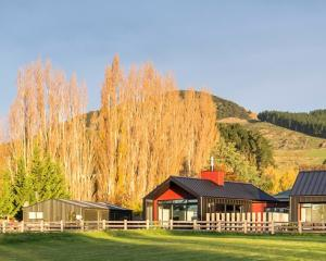 The Reece Warnock-designed East Taieri home. Photo: supplied.