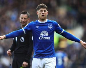 Everton's Ross Barkley. Photo: Getty Images