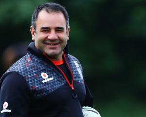 New Zealand coach David Kidwell wanted Stacey Jones as one of his two assistant coaches, but the...