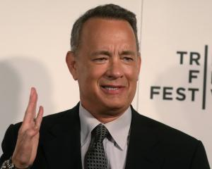 Tom Hanks has been awarded this year's Records of Achievement Award. Photo: Reuters