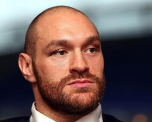Tyson Fury. Photo: Getty Images