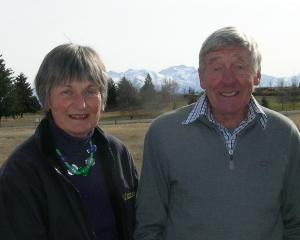 Wanaka property developers Dee and Peter Gordon. Photo: ODT.
