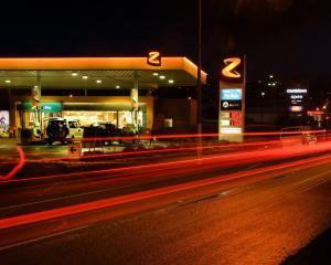 Z Energy labels the Government study into fuel prices and profits ``inconclusive''; pictured Z...