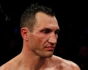 Wladimir Klitschko. Photo Reuters