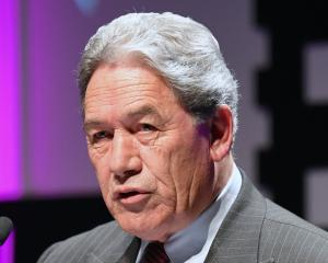 Winston Peters. Photo Reuters