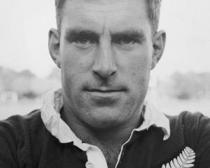 Colin Meads.