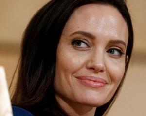 Angelina Jolie. Photo: Reuters