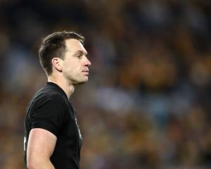 Ben Smith during last week's Bledisloe Cup test in Sydney. Photo: Getty Images