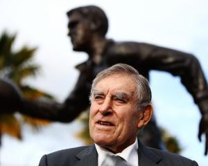 Sir Colin Meads' last public appearance the 81-year-old made was in Te Kuiti to unveil his 2.7...