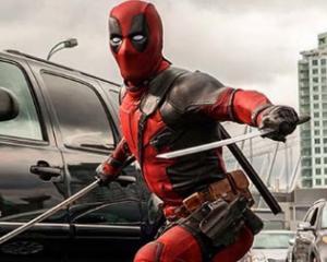 Deadpool image. Photo: Twitter