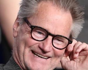 Sam Shepard. Photo Getty