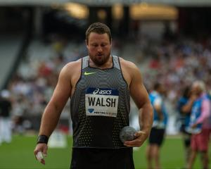 Tom Walsh. Photo Getty