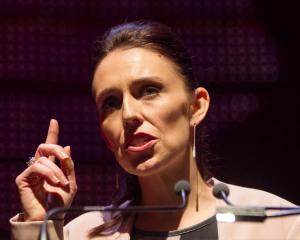 Jacinda Ardern. Photo Getty