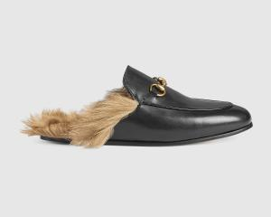 Gucci Princetown, $995