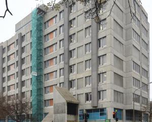 Dunedin Hospital. Photo: ODT.