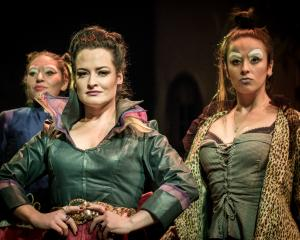 Into the Woods at the Fortune Theatre. Photo: Supplied