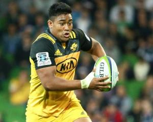 Julian Savea. Photo Getty