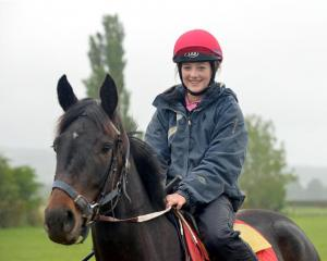 Wingatui jockey Courtney Barnes has made a successful career riding thoroughbred racehorses....