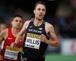 Nick Willis. Photo: Getty Images