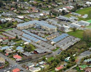 Summerset's Bishopscourt retirement village in Dunedin. Photo: Stephen Jaquiery