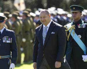 The King of Tonga, King Tupou Vi, has dismissed his PM. Photo:NZ Herald