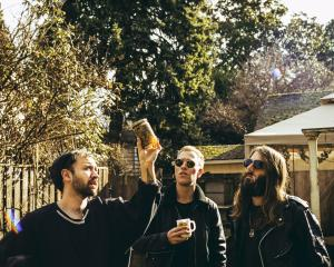 Unknown Mortal Orchestra will be appearing at Tuki 2018. Photo: supplied.