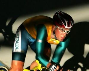 Australian cyclist Stephen Wooldridge, a former Olympic and world champion, has died at the age of 39. Photo: Twitter