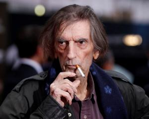 Harry Dean Stanton at a movie premiere in Hollywood in April 2012. Photo: Reuters
