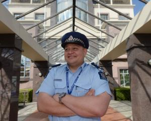 Acting Inspector Damion Rangitutia took over the role of Southern district Maori responsiveness...