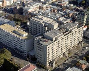 Dunedin hospital. Photo: ODT files