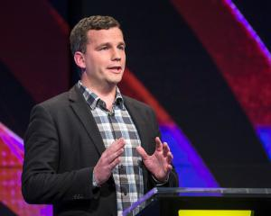 Act leader David Seymour. Photo: Getty