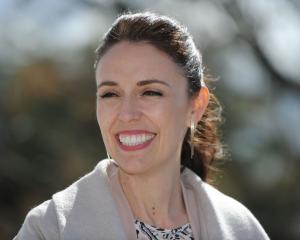 Labour leader Jacinda Ardern. Photo Getty