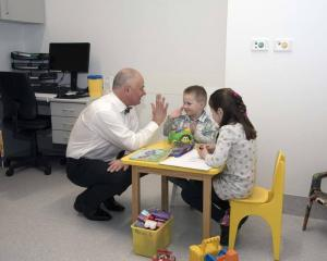University of Otago Christchurch paediatrician professor Andrew Day is working on research to...