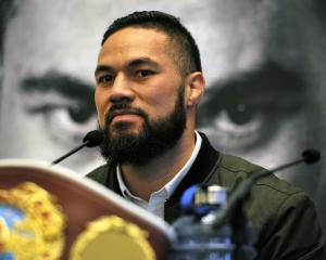 Joseph Parker. Photo: Getty Images