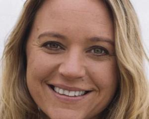 Melanie Tavendale.