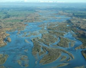 On the list ... The Waitaki River should not be considered ''lost'', Waitaki Riparian Enhancement...