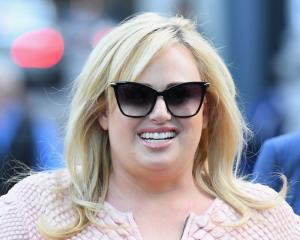 Actress Rebel Wilson. Photo: Getty