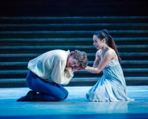 The beguiling partnership of Skelton and Graham has the audience willing the tragic end not to...