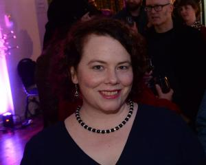 Karen Healey.