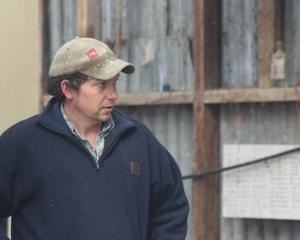 Ross Paterson talks about his family's robotic lamb feeders and their rearing operation at the...