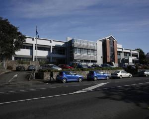 A prisoner escaped from Whangarei Courthouse today. Photo: NZ Herlad