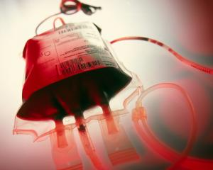 Blood bank workers said they met donors from Arizona and California and as far away as China,...