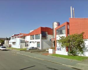 The Blue River dairy factory, Nith St, Invercargill. Photo: GoogleMaps