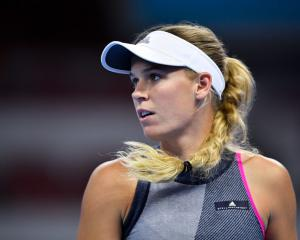 Caroline Wozniacki. Photo: Getty Images