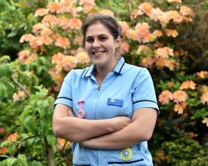 Otago Polytechnic nursing student Devon Kilkelly is working hard to improve the lives of children...