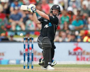 Colin Munro. Photo Getty