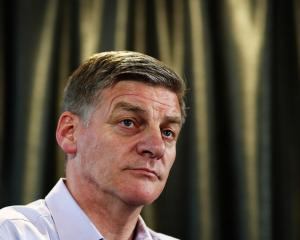 Bill English. Photo: Getty